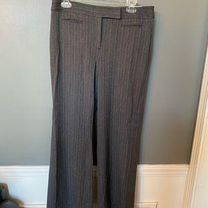Ann Taylor loft dress pants flare leg stretch NWT